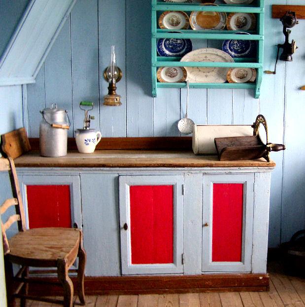 Foto keuken van vroeger van lizzy12 - Fotos van keuken amenagee ...