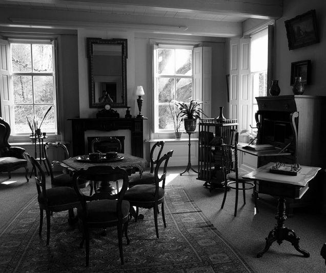 Foto Oude woonkamer van JosD