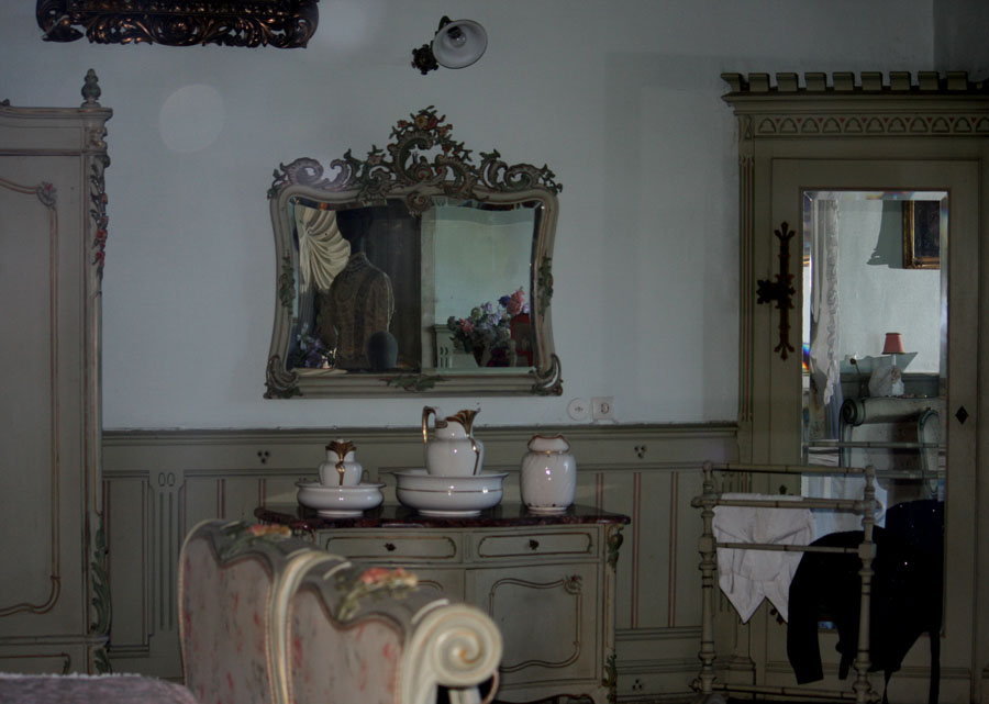 Slaapkamer Kasteel : Foto slaapkamer in kasteel Bentheim..... door ...