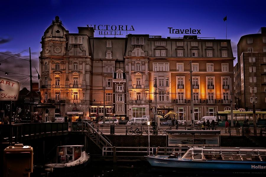 Foto Victoria Hotel Amsterdam Van Hansvandermolen