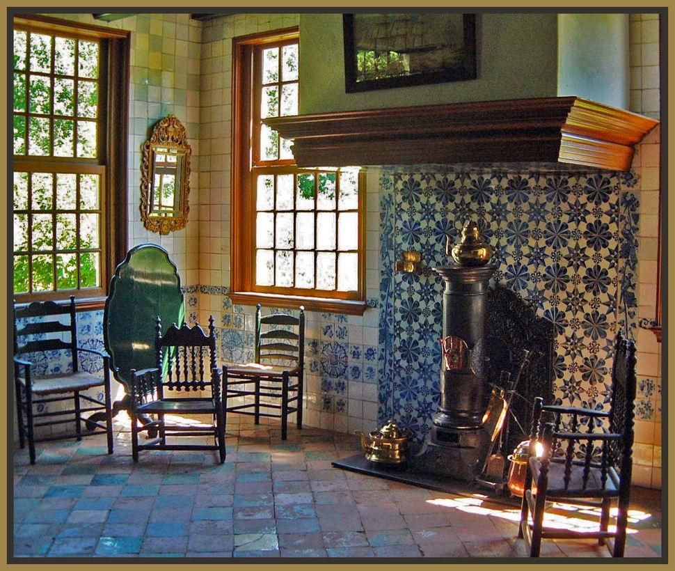 Foto oud hollandse kamer van janin - Foto van ouderlijke kamer ...