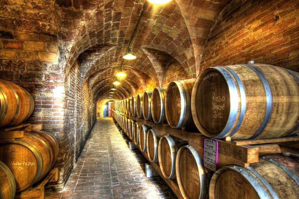Foto wijnkelder van franzzz - Wijnkelder ...