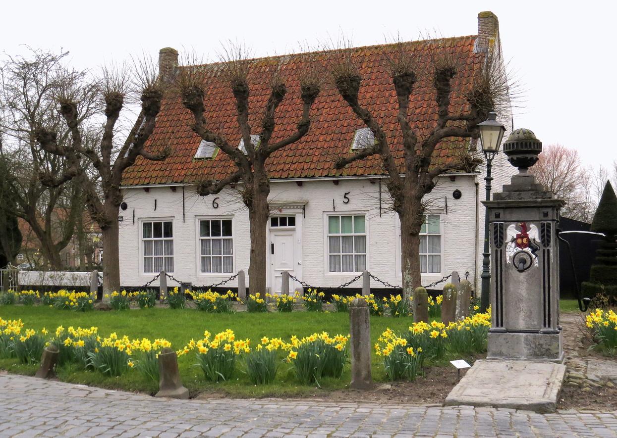 Foto mooie oude woning van ottovosveld - Oude huis fotos ...