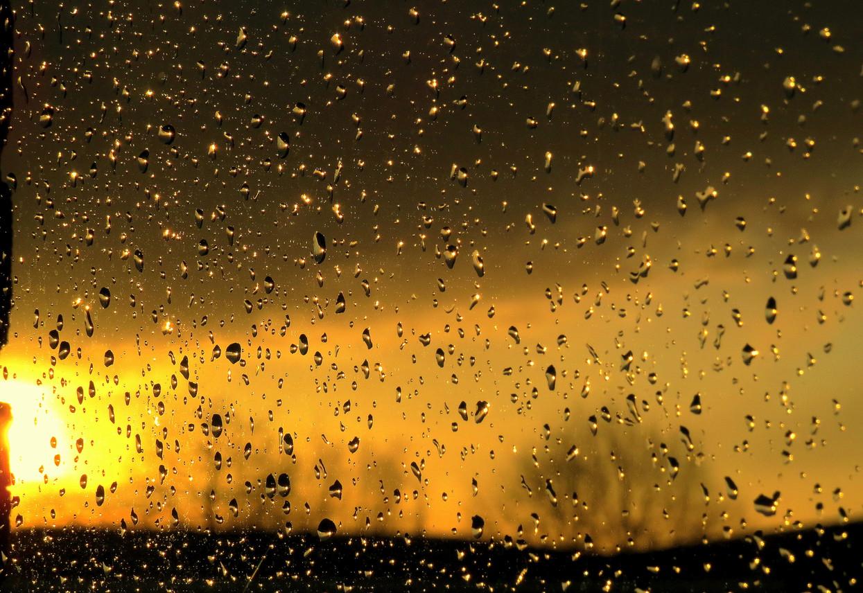 Regen En Zonneschijn : Foto na regen de zonneschijn van ottovosveld