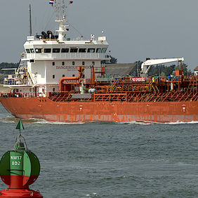 Foto NORTHSEA ALPHA door ARNOWEL