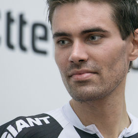 Foto Tom Dumoulin door Egonzitter