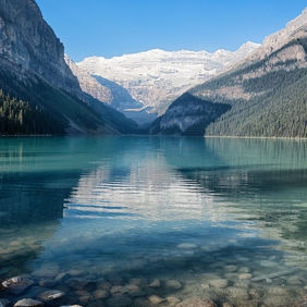 Foto Lake Louise door Vivo