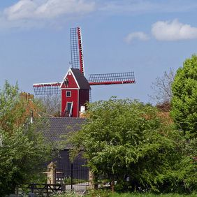 Foto molen Retranchement door ambergham