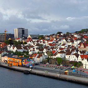 Foto Stavanger waterfront door marsonna