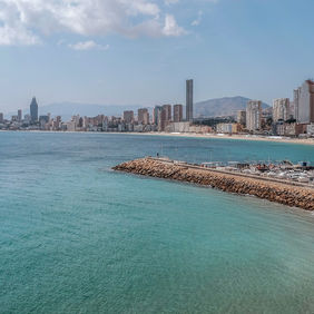 Foto Benidorm door DVR550D