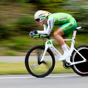 Foto Time trial for Ireland door Qpic
