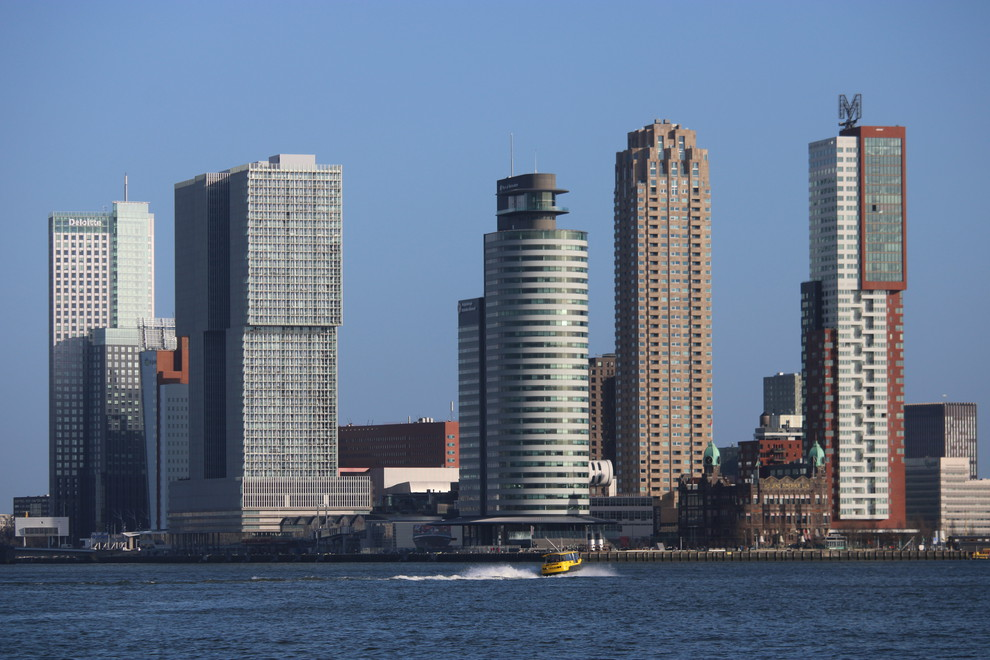 Foto Manhattan aan Maas door FRfreak